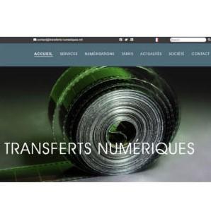Accueil Transferts Numériques